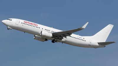 D-ABAG - Boeing 737-86J - Air Berlin