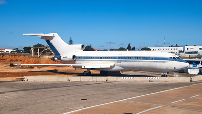 9Q-CMC - Boeing 727-30 - Congo - Government