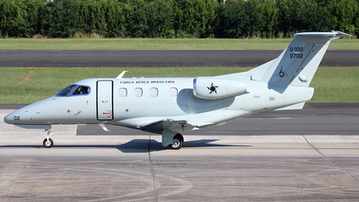 FAB3702 - Embraer 500 Phenom 100EV - Brazil - Air Force