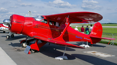 N69H - Beechcraft D17S Staggerwing - Private