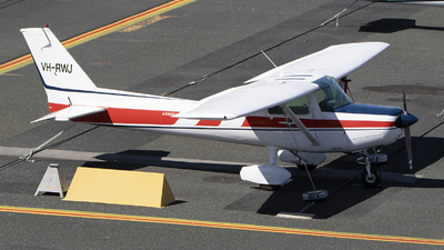 VH-RWJ - Cessna A152 Aerobat - Aero Club - Western Australia
