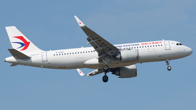 A picture of B30FD - Airbus A320251N - China Eastern Airlines - © Janson Button