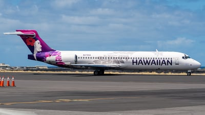 N476HA - Boeing 717-22A - Hawaiian Airlines