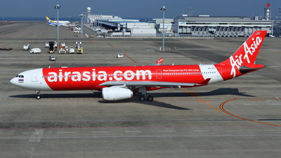 HS-XTL - Airbus A330-343 - Thai AirAsia