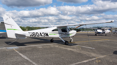 N6043M - Cessna 162 SkyCatcher - Rainier Flight Service