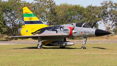 FAB4940 - Dassault Mirage 2000C - Brazil - Air Force