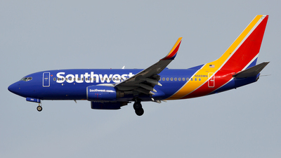 N569WN - Boeing 737-7CT - Southwest Airlines