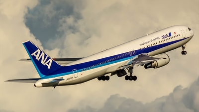 JA8568 - Boeing 767-381 - All Nippon Airways (ANA)