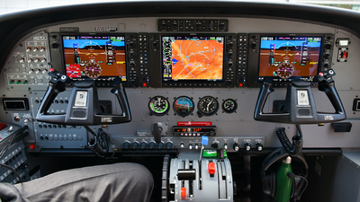 N527EX - Cessna 208B Grand Caravan EX - Textron Aviation