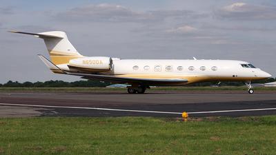 N650DA - Gulfstream G650 - Private