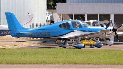 N534MW - Cirrus SR22T - Private