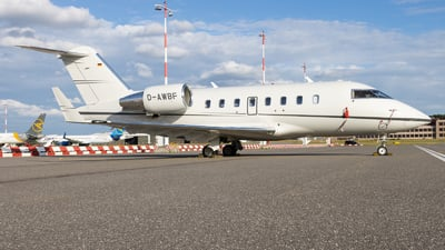 A picture of DAWBF - Bombardier Challenger 650 -  - © vwmatze