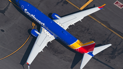 N8653A - Boeing 737-8H4 - Southwest Airlines