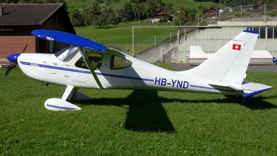 HB-YND - Glasair Aviation Glastar - Private