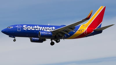 N7820L - Boeing 737-79P - Southwest Airlines