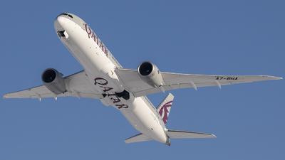 A7-BHA - Boeing 787-9 Dreamliner - Qatar Airways