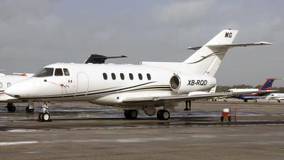 XB-RQD - British Aerospace BAe 125-800A - Private