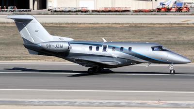 9H-JZM - Pilatus PC-24 - Albinati Aviation
