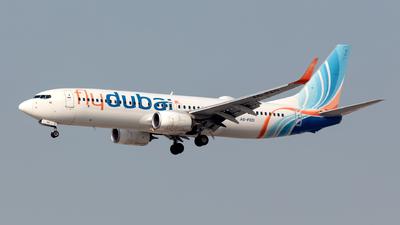 A6-FED - Boeing 737-8KN - flydubai
