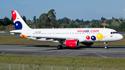 HK-5223 - Airbus A320-214 - Viva Air Colombia