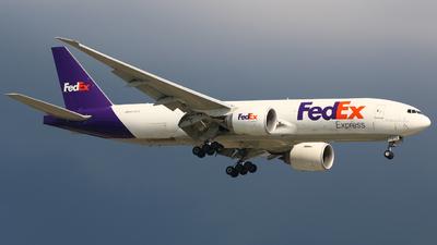 N878FD - Boeing 777-FS2 - FedEx