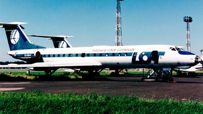 SP-LHA - Tupolev Tu-134A - LOT Polish Airlines