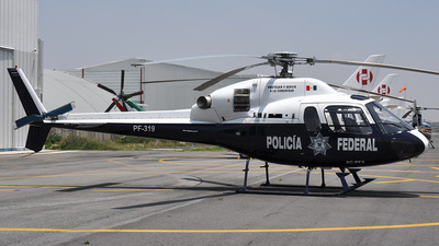 XC-PFX - Eurocopter AS 355N Ecureuil 2 - Mexico - Police