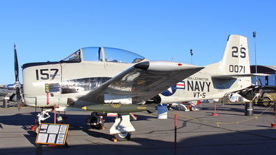 NX28ZZ - North American T-28C Trojan - Private