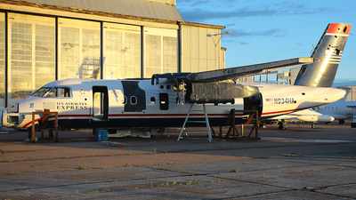 N934HA - Bombardier Dash 8-102 - US Airways Express (Piedmont Airlines)