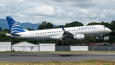 HK-4454 - Embraer 190-100LR - Copa Airlines Colombia