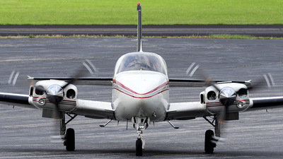 N600PA - Beechcraft 58P Baron - Private