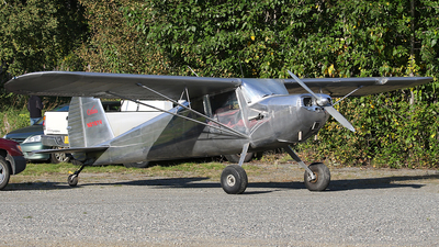 N2161V - Cessna 140 - Private