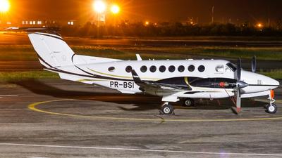 PR-BSI - Beechcraft B300 King Air 350i - Brazil - Federal Police
