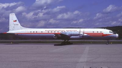 OK-WAJ - Ilyushin IL-18D - CSA Ceskoslovenske Aerolinie