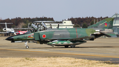 67-6380 - McDonnell Douglas RF-4EJ Kai - Japan - Air Self Defence Force (JASDF)