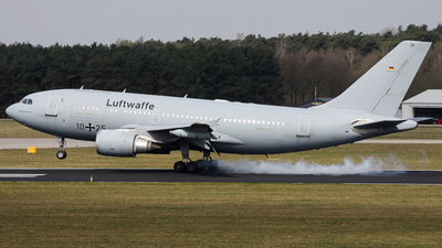 10-25 - Airbus A310-304(MRTT) - Germany - Air Force