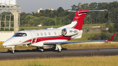 PP-ABV - Embraer 505 Phenom 300 - Private