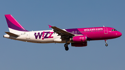 A picture of HALPY - Airbus A320232 - Wizz Air - © Sebastian Sowa