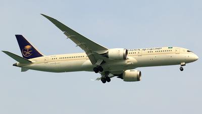 HZ-ARB - Boeing 787-9 Dreamliner - Saudi Arabian Airlines