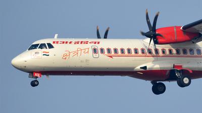 VT-AIX - ATR 72-212A(600) - Air India Regional
