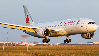 A picture of CFPQB - Boeing 7879 Dreamliner - Air Canada - © William Verguet