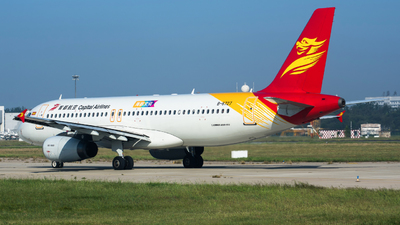 B-6727 - Airbus A320-232 - Capital Airlines