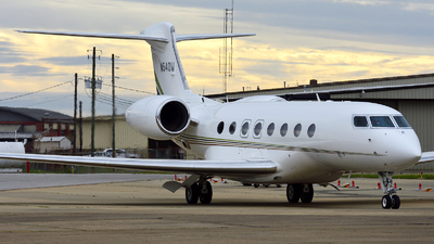 N540W - Gulfstream G650 - Private