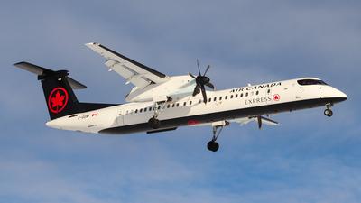 A picture of CGGNF - De Havilland Canada Dash 8400 - Air Canada - © MShakespeare