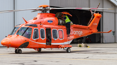 A picture of CGYNK - AgustaWestland AW139 - Ornge Air - © Tim Lowe