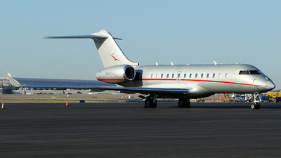 N502VJ - Bombardier BD-700-1A11 Global 5000 - VistaJet