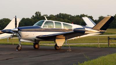 N6243V - Beechcraft V35 Bonanza - Private