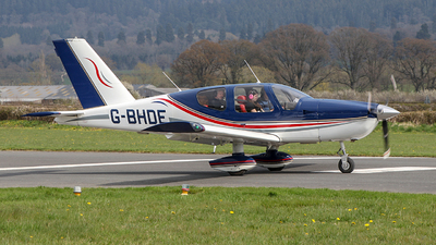 G-BHDE - Socata TB-10 Tobago - Private
