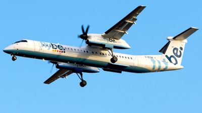 G-ECOE - Bombardier Dash 8-Q402 - Flybe