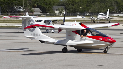 N668BA - Icon A5 - Private